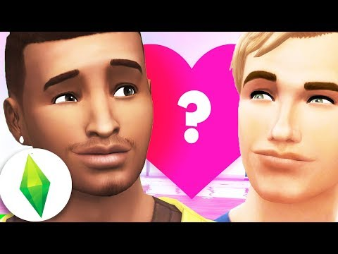 YAY FOR GAY! Let's Play The Sims 4 Hampton Falls [ Part 3 ]