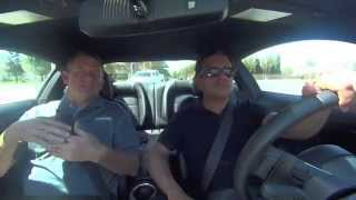 2015 Ford Mustang drive with Tom Barnes, Chief Engineering Manager