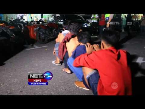 Balap Liar Di Riau, Pekanbaru ditangkap - NET24