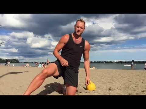 Kettlebell Legs and Thighs Sculpting Workout | Doovi