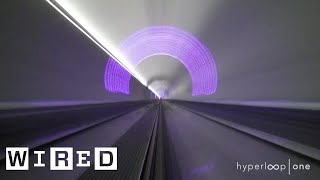 The Hyperloop Speeds to a 240-MPH Record | WIRED