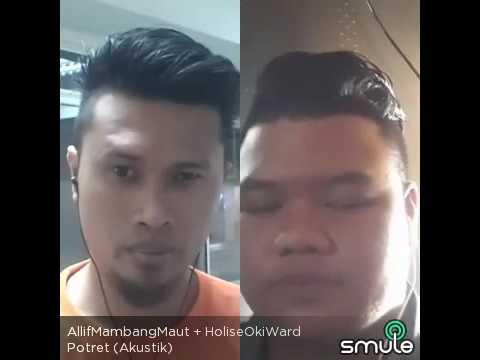 Allif Mambang Maut vs Holis hoki : Protrex - Akim