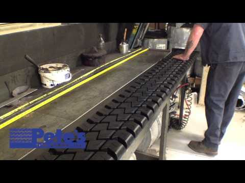 Thumbnail: Retreading the Tweel Airless Skid Steer Tire and Wheel