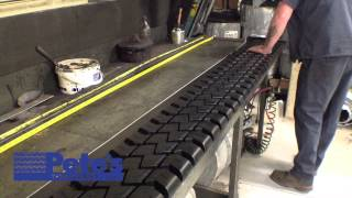 Retreading the Tweel Airless Skid Steer Tire and Wheel