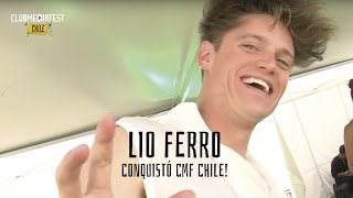 Lio Ferro conquistó el Club Media Fest Chile!