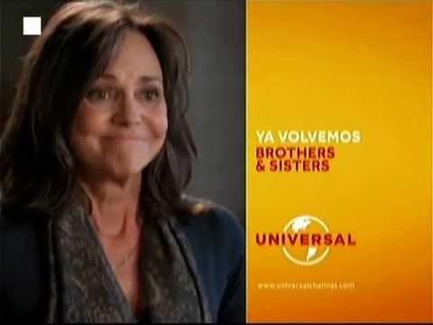 Universal Channel | Nuevas gráficas: promos + bumper (2011).