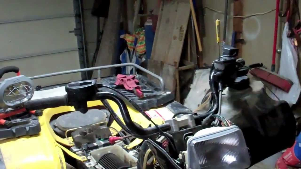 Polaris Sporstman 600 Brake Line Replacement Part 1 Youtube March 29 2006 Circuitmaster Comment