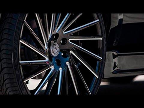 Lexani Wheels on 2016 Cadillac Escalades