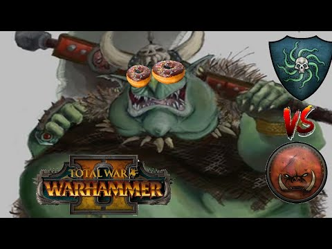 A THICK LAD & SOME PIRATES | Greenskins vs Vampire Coast - Total War: Warhammer 2 |