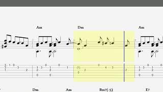 ANTONIO'S SONG-Michael Franks -guitar solo