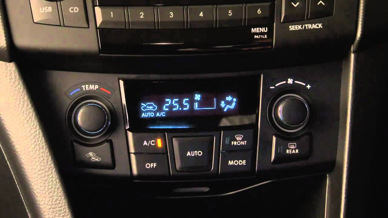 Swift Climate Control Hi Res Youtube