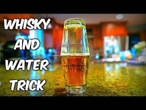 What Will Happen if you Mix Whisky and Water?