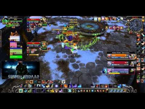 1213징냥사 RHP 1 | Cornell Arena | World of Warcraft PVP Movie | Prideful Gladiator Hunter