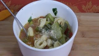Hillside Garden Soup - Italy