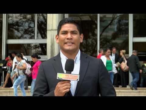 Audiencia en contra del suspendido alcalde de Bello, César Suárez Mira [Noticias] - Telemedellín