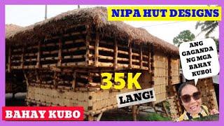 Best Budget Nipa Hut Design Ideas | Bahay Kubo Design