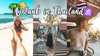 PARADIES URLAUB IN THAILAND / KOH SAMUI VLOG #1 🌴☀️ | Saradventure