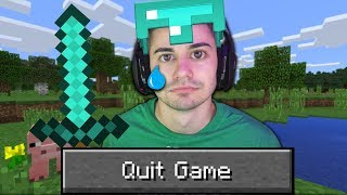 i got bullied off Minecraft... (inappropriate edition)