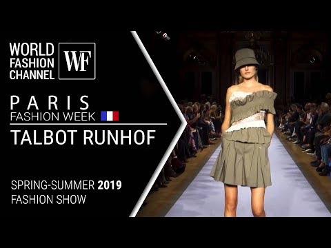 Talbot Runhof | Paris fashion week ss 2019