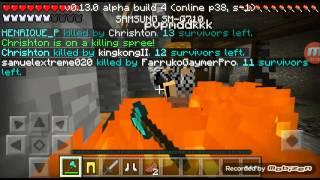 Minecraft pe multiplayer server bulma ve girme