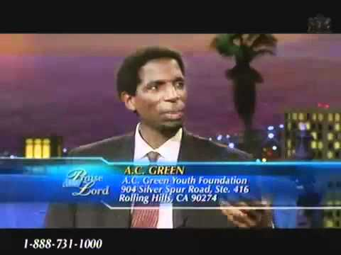 A.C.     Green  with Paul  Crouch Jr - on TBN Jul 21, 2011 Interview