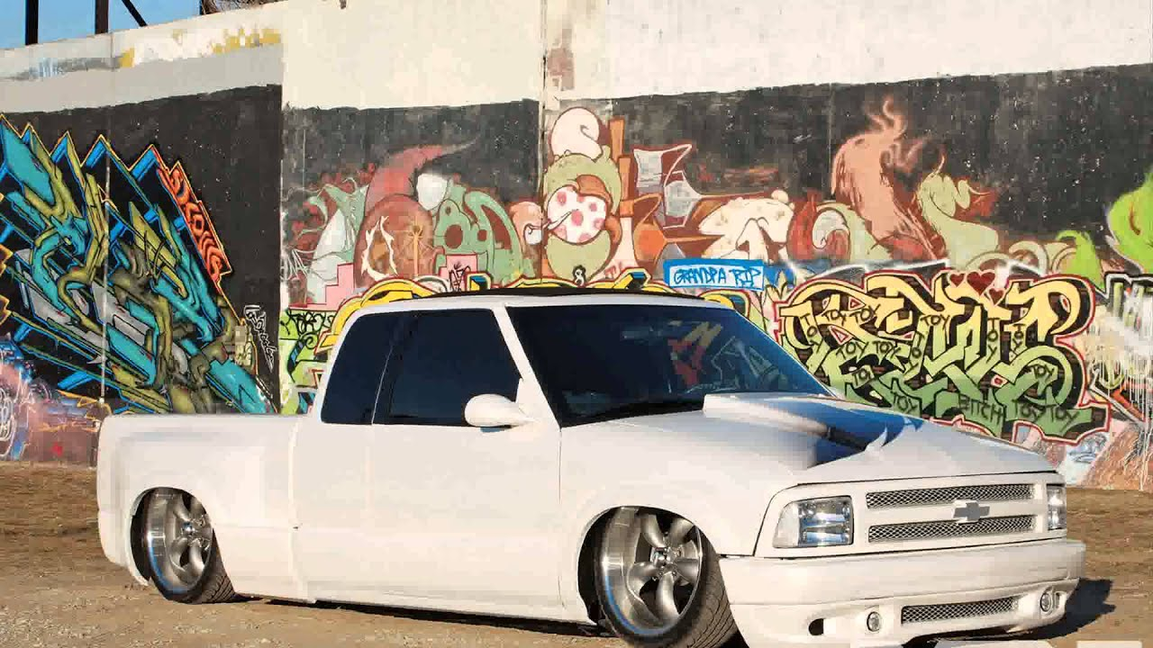 1998 chevy s10 custom