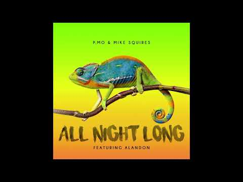 P.MO - All Night Long (Feat. Alandon) (Prod. By Mike Squires)