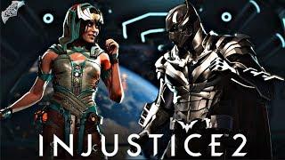 Injustice 2 Online - AWESOME 430 DAMAGE ENCHANTRESS COMBO!