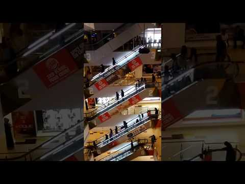 Time Lapse At GVK One Mall Hyderabad
