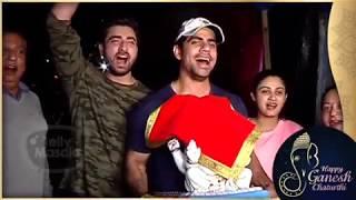 Television Celebrities Welcome Ganpati Bappa | Ganesh Chaturthi 2017 | TellyMasala