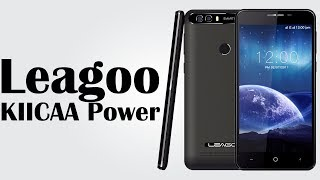 Leagoo KIICAA Power - 5.0 Inch / Android 7.0 /  2GB RAM + 16GB ROM / 4000mAh