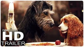 LADY AND THE TRAMP Trailer 2 (2019)