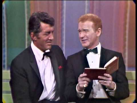 Dean Martin & Red Buttons  Autograph Book