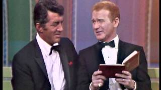 Dean Martin & Red Buttons - Autograph Book