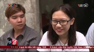 Những thí sinh đầu tiên biết điểm thi tốt nghiệp THPT Quốc gia | VTV24