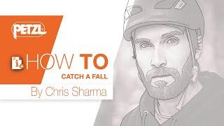 HOW TO catch a fąll - Chris Sharma