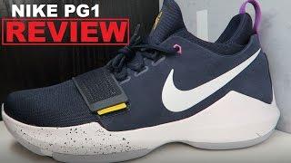 nike paul george pg1 ferocity sneaker review