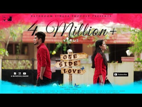 One side love - Tamil album song | Abdul & Vaishnavi | Vicky | Jegan | Manorithik | Subash