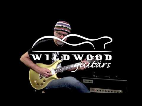 PRS Guitars Wildwood Guitars Private Stock Dealer Limited DGT 594  •  SN: 17243987