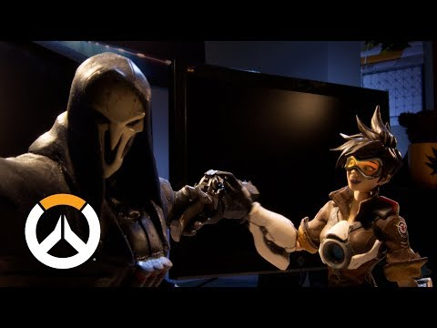 Trace & Bake | Overwatch