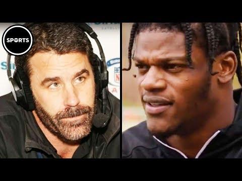 NFL Broadcaster SUSPENDED For Lamar Jackson Comments