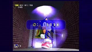 Sonic Aadventure DX Test Video