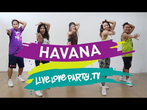 Havana | Live Love Party | Zumba® | Dance Fitness