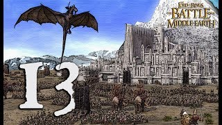 The Battle for Middle-Earth EVIL Campaign Walkthrough HD - Near Harad - Part 13 [Hard]
