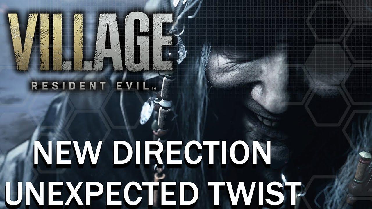 Resident Evil 8 Reveal Chris Redfield As Possible Villain Youtube