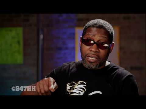 Daddy O - Eric B Took Away Bootleggers' Hip Hop Albums & Didn't Pay (247HH Exclusive)