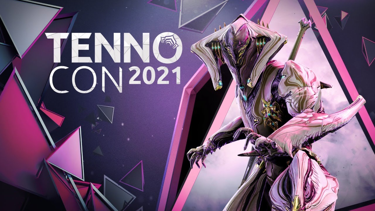 TennoCon LIVE with Persia and L1fewater - GameSpot