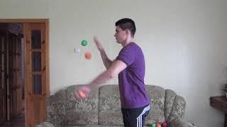 Обучение трюкам по старым видео. (3)