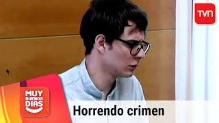 Horrendo crimen en España: Las escalofriantes declaraciones del acusado   Muy buenos días