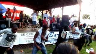 Paranor3mix Performance in Lakewood, NJ (Puerto Rican Festival)
